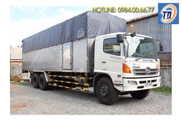 Cho thuê xe tải 10 tấn giá rẻ Tuyên Dũng