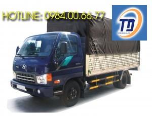 Cho thuê xe tải 3 tấn Hà Nội Tuyên Dũng